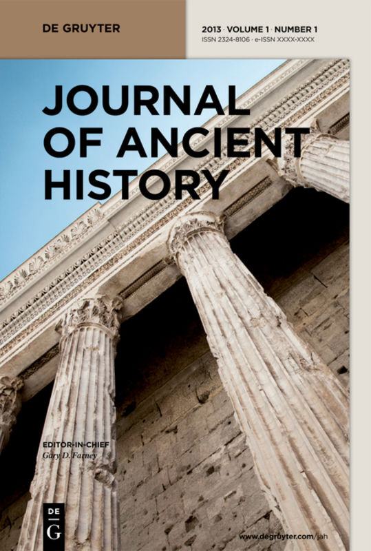 Journal of Ancient History