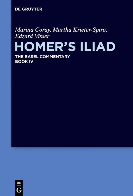 Homer's Iliad Book IV