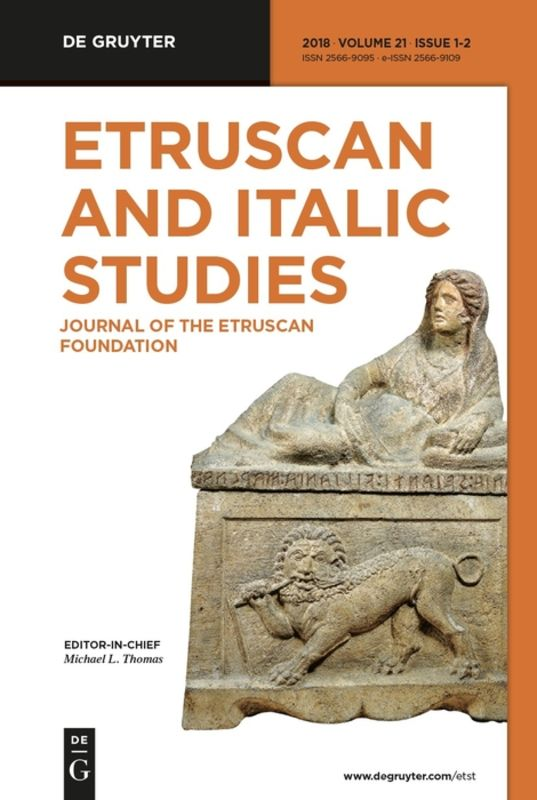 Etruscan and Italic Studies